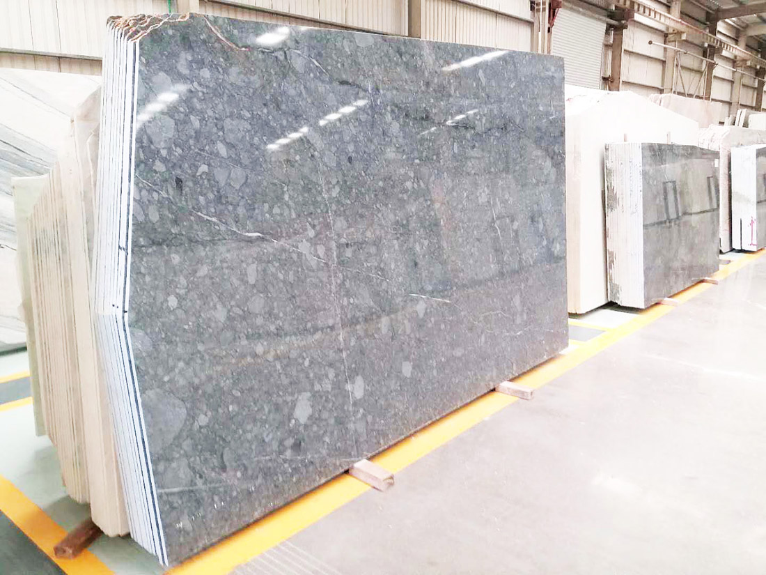 Blue Dream Marble Slabs Polished Marble Slabs from China