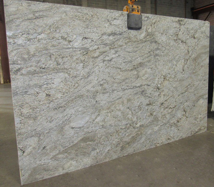 Blue Dunes Granite Indian Brushed Granite Slabs