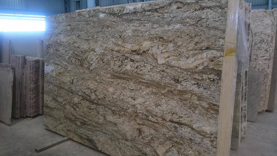 Blue Dunes Granite Indian Polished Granite Big Slabs