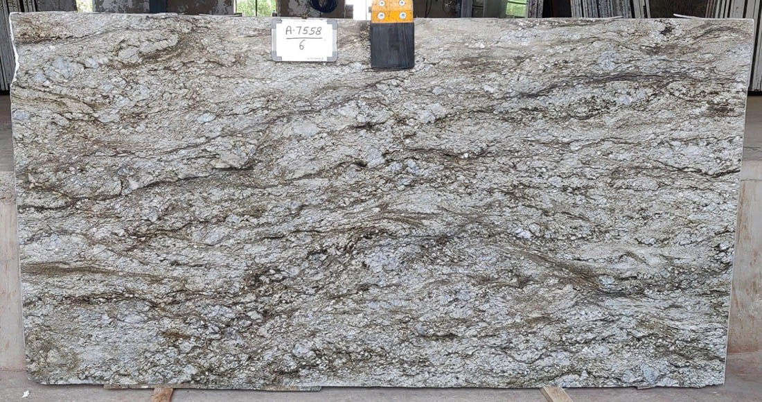 Blue Dunes Granite Slabs from India