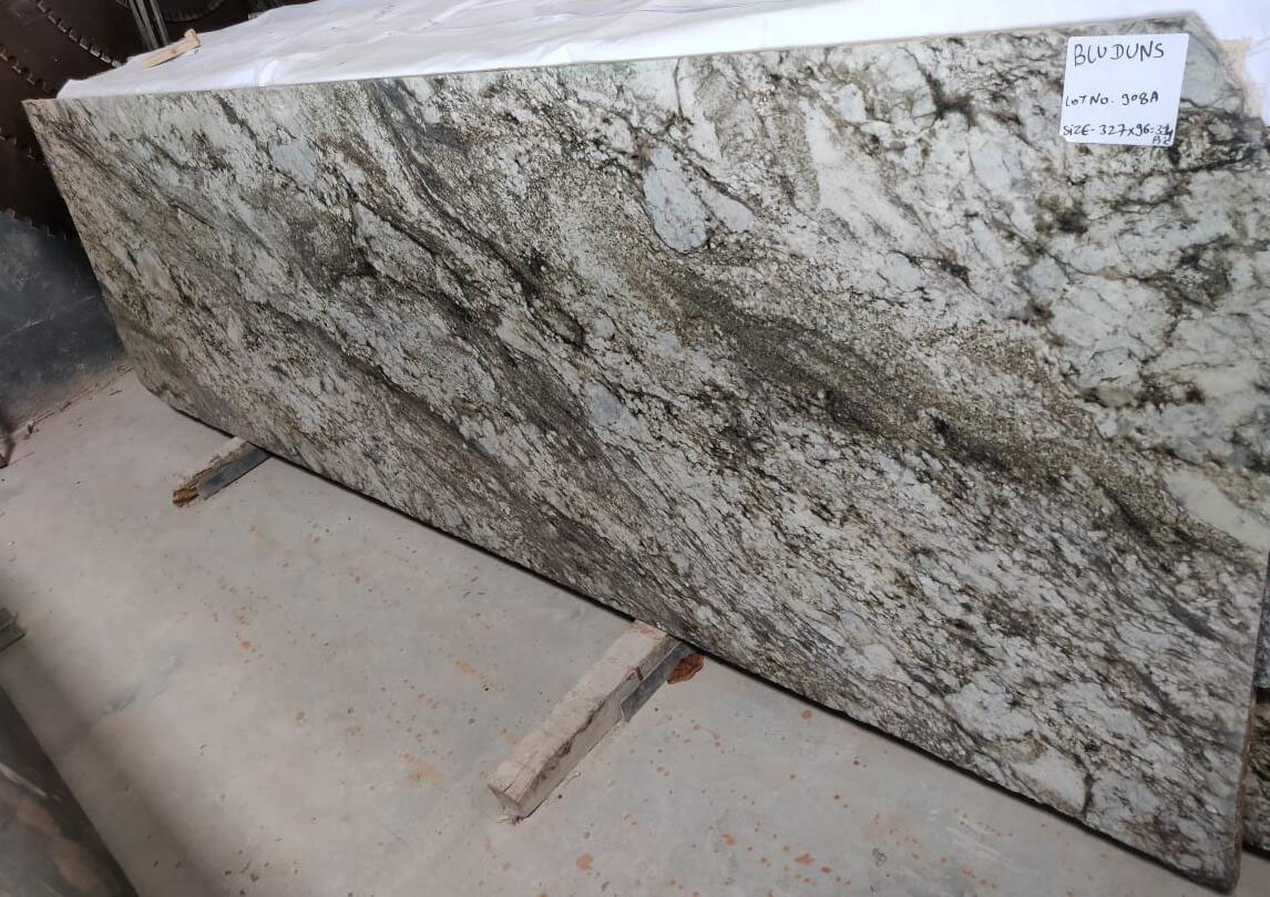 Blue Dunes Granite Slabs with High Quality