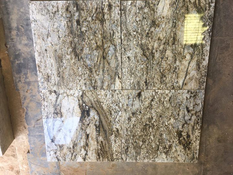 Blue Dunes Granite Tiles Polished Granite Tiles for Flooring