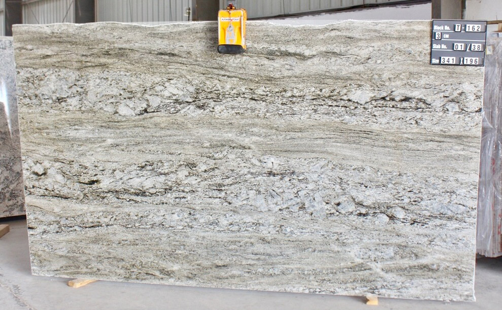 Blue Dunes Slabs Indian Competitive Granite Slabs for Countertops