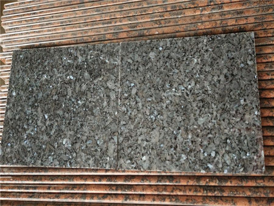 Blue Granite Paving Stone Blue Pearl LG Granite Tiles