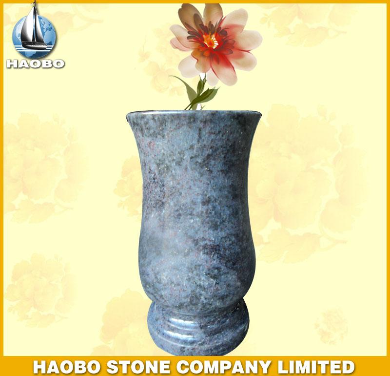 Blue Granite Vase HBV009