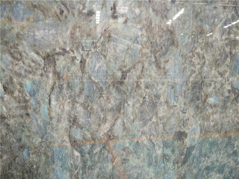 Blue Jade Granite Color