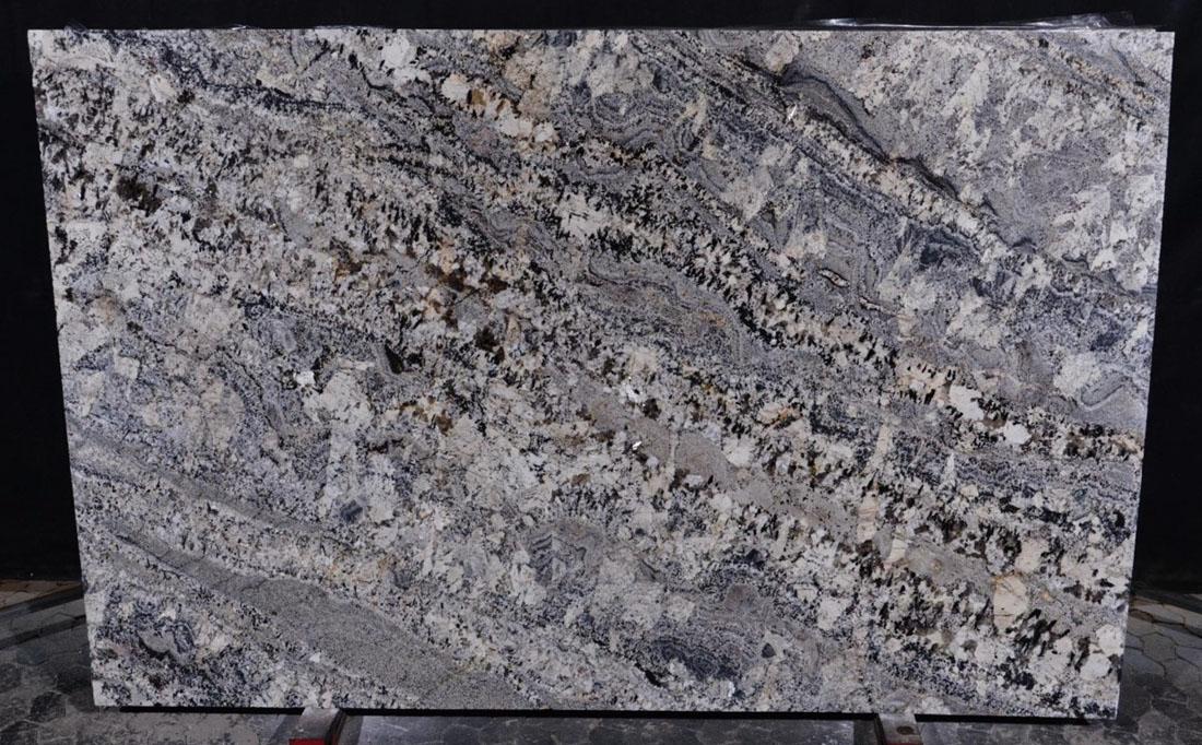 Blue Jeans 3cm Granite Slabs Brazil Blue Granite Stone Slabs