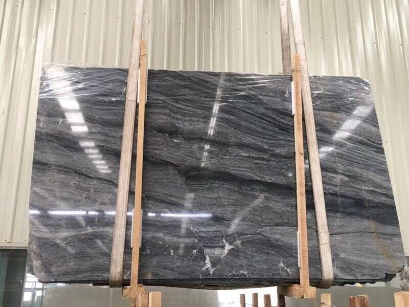 Blue Juparana Marble Polished Marble Slabs