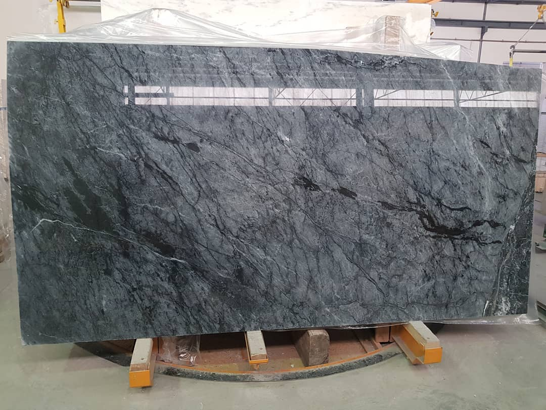 Blue Lagoon Marble Slabs Polished Marble Slabs from Portugal