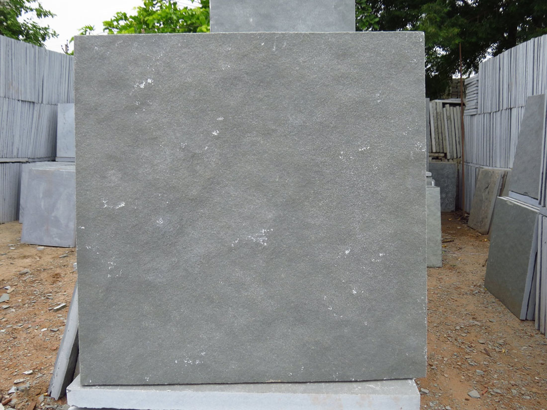 Blue Limestone Tiles from India Supplier
