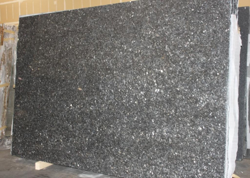 Blue Pearl 3CM Granite Slab Top Quality Granite for Kitchen Countertops