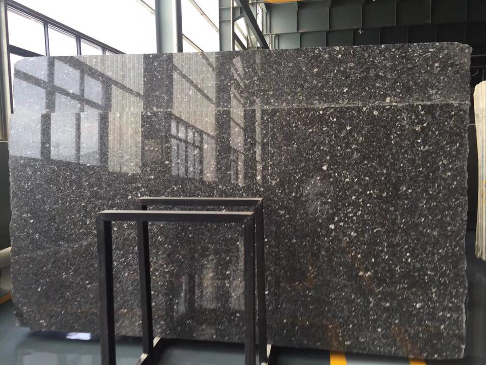 Blue Pearl Granite Polished Slabs