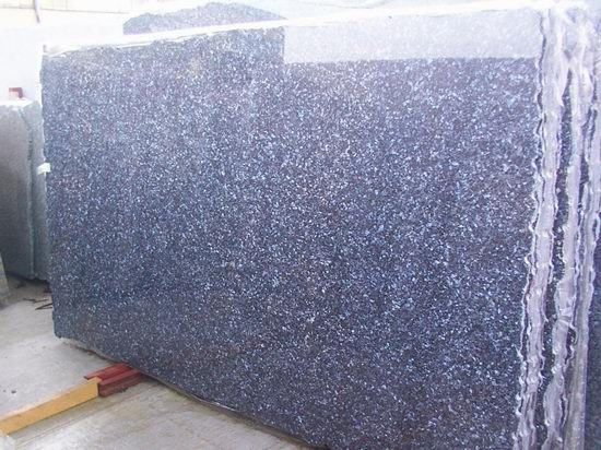 Blue Pearl Granite Slabs Polished Granite Slabs