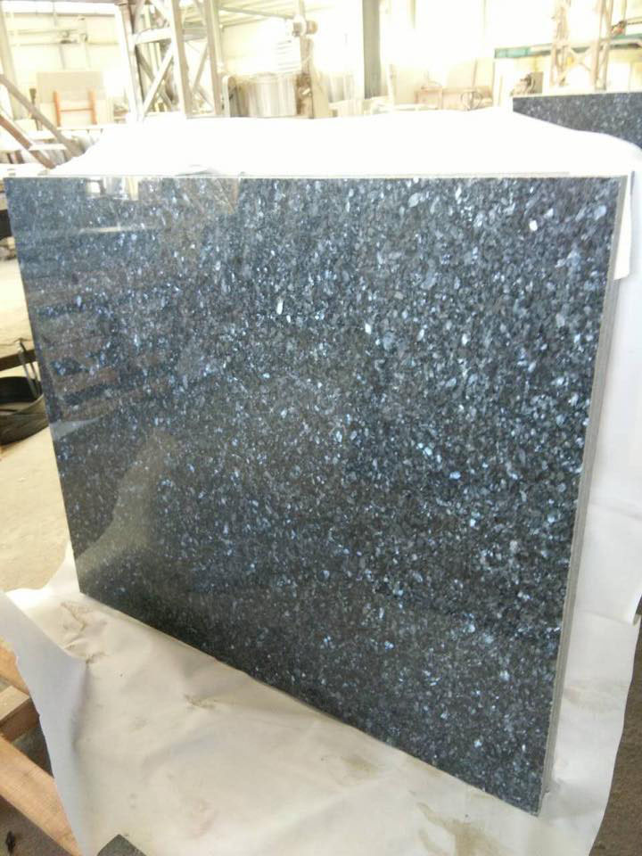 Blue Pearl Granite Tiles Polished Granite Tiles