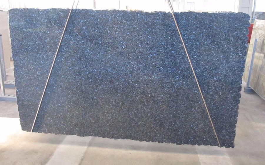 Blue Pearl Slabs Polished Blue Granite Stone Slabs