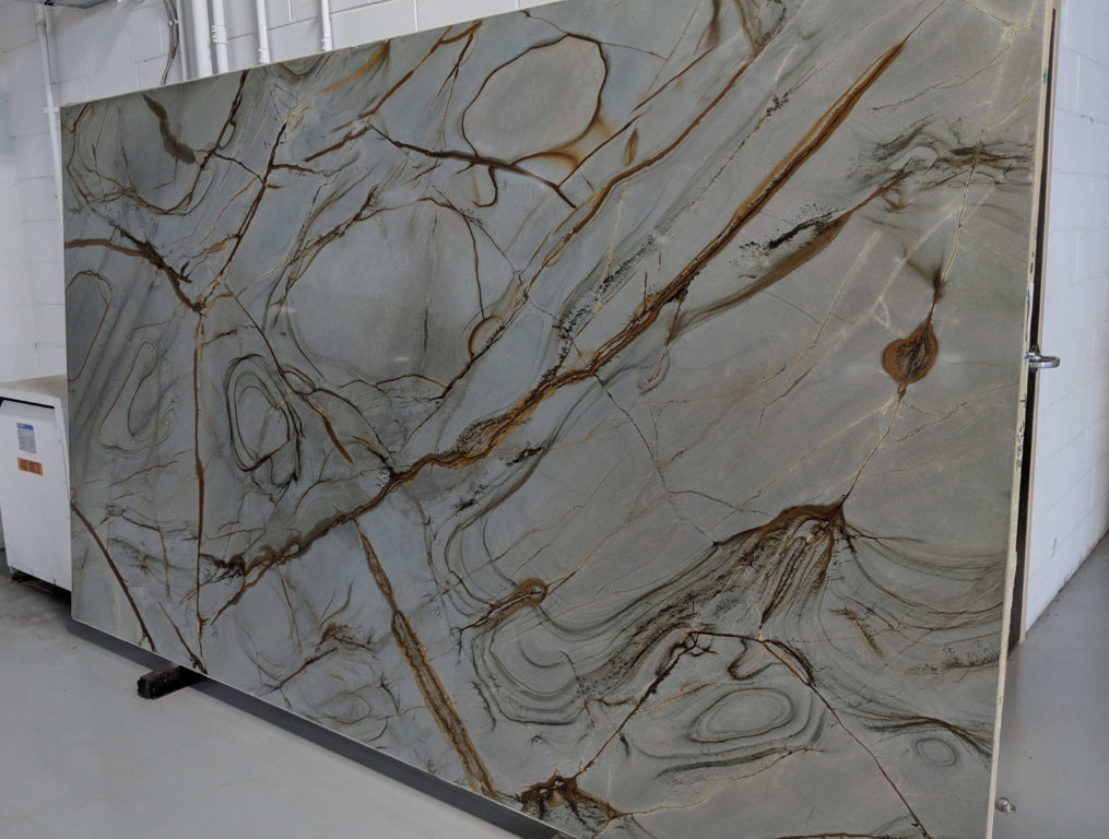 Blue Roma Quartzite Slab Top Quality Quartzite Slabs