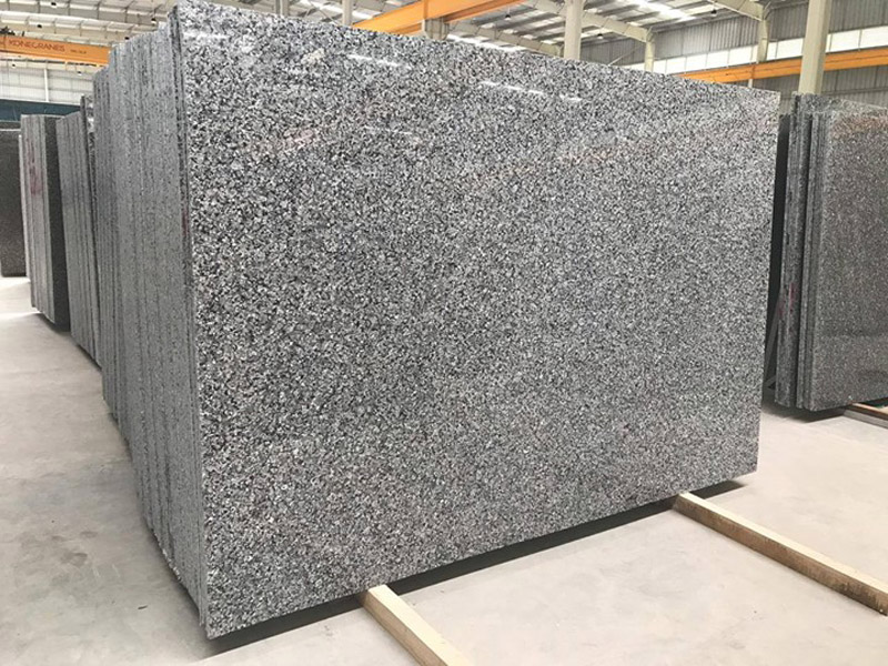 Blue Rose Granite Polished Granite Slabs from India