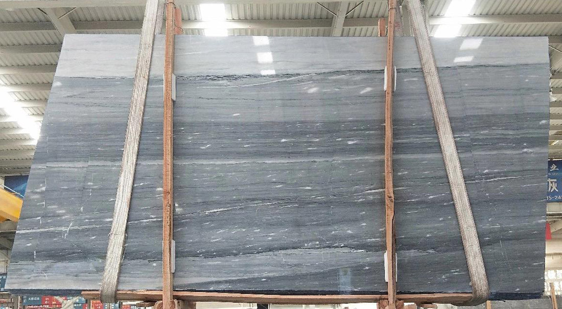 Blue Sands Marble Slabs Polished Marble Slabs from Chinese Supplier