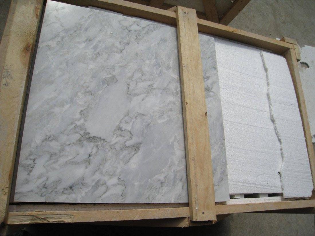 Blue Savoy Marble Tiles Flooring Stone Tiles