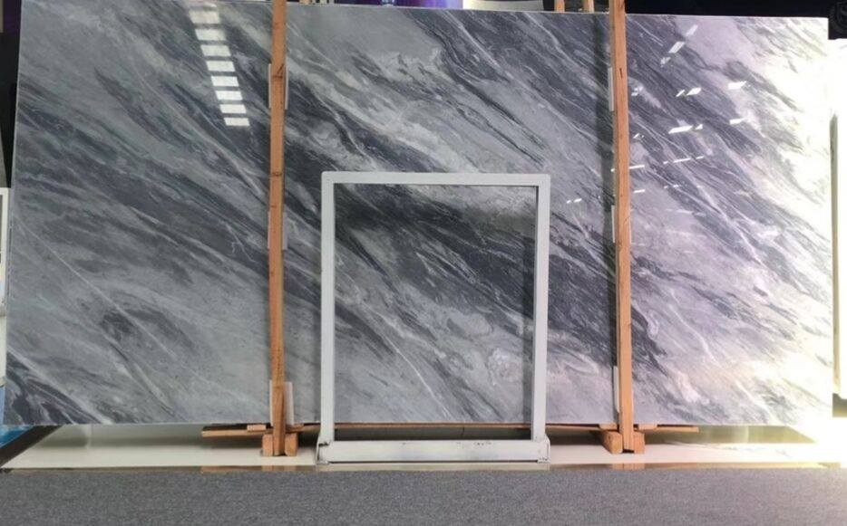 Blue Sky Marble Polished Marble Slabs