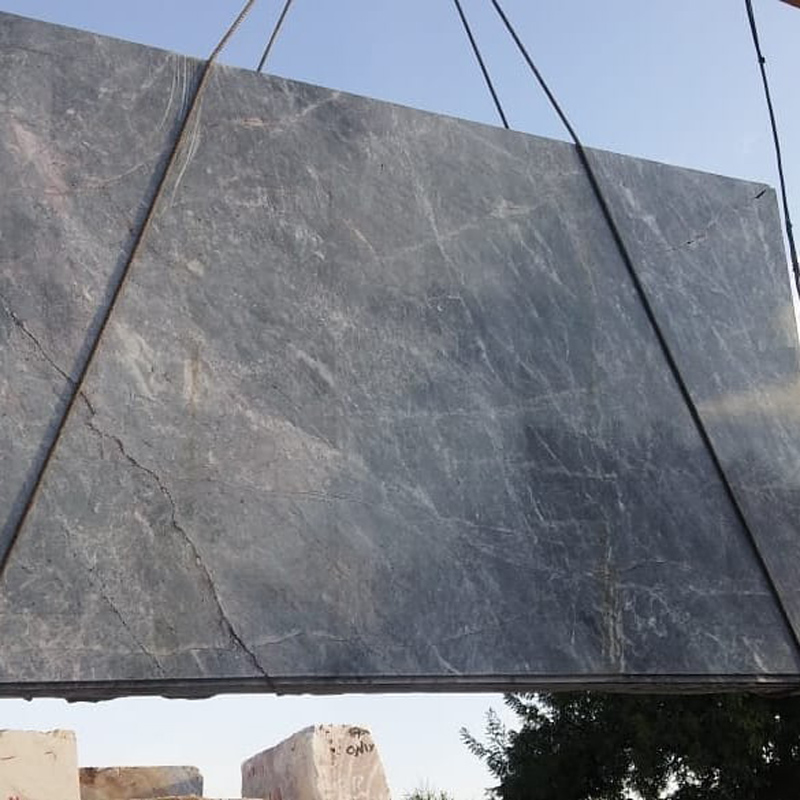 Blue Storm Marble Slabs Polished Marble Slabs