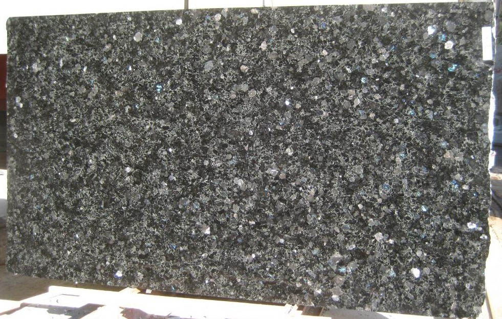 Blue Volga Granite Slab Polished Blue Granite Slabs