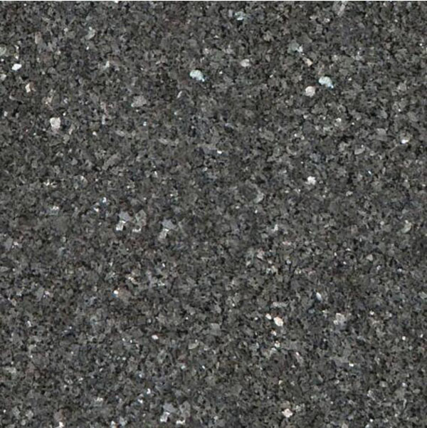 Blue Pearl granite from Norway