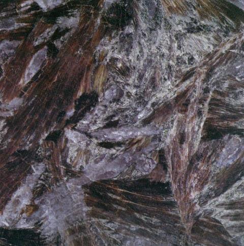 Blue Silk Diamond Granite