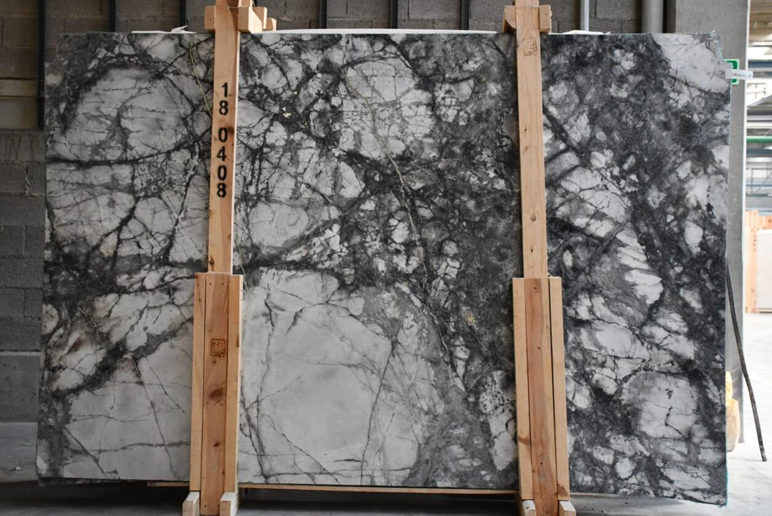 Bluette Marble Slabs Grey Marble Slabs from Chinese Supplier