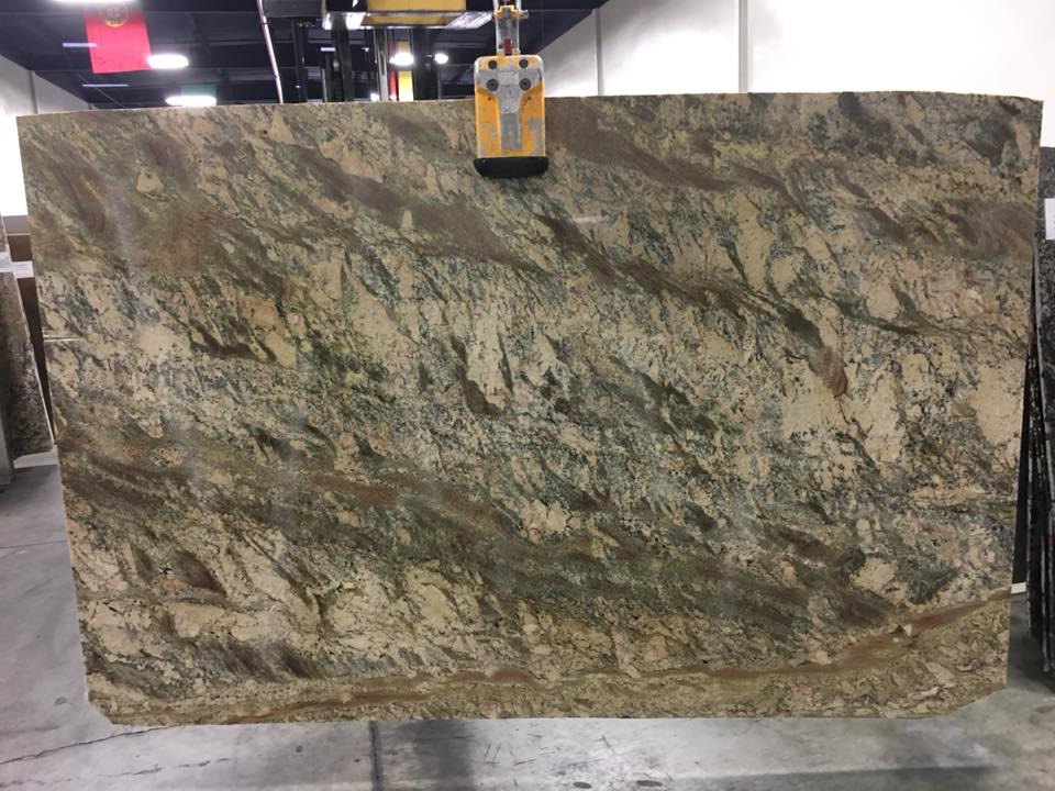 Bordeaux River Granite Polished Brazilian Granite Slabs