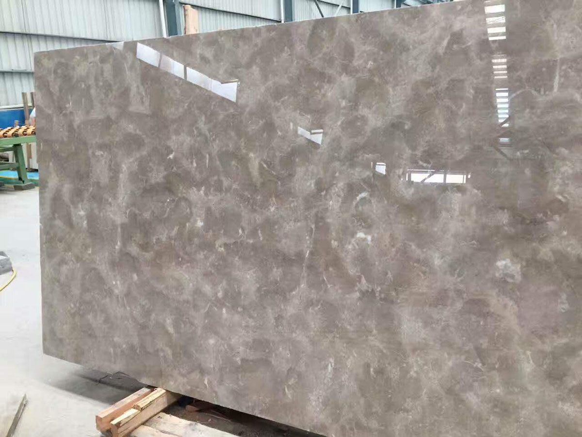 Bosy Grey Marble Slabs