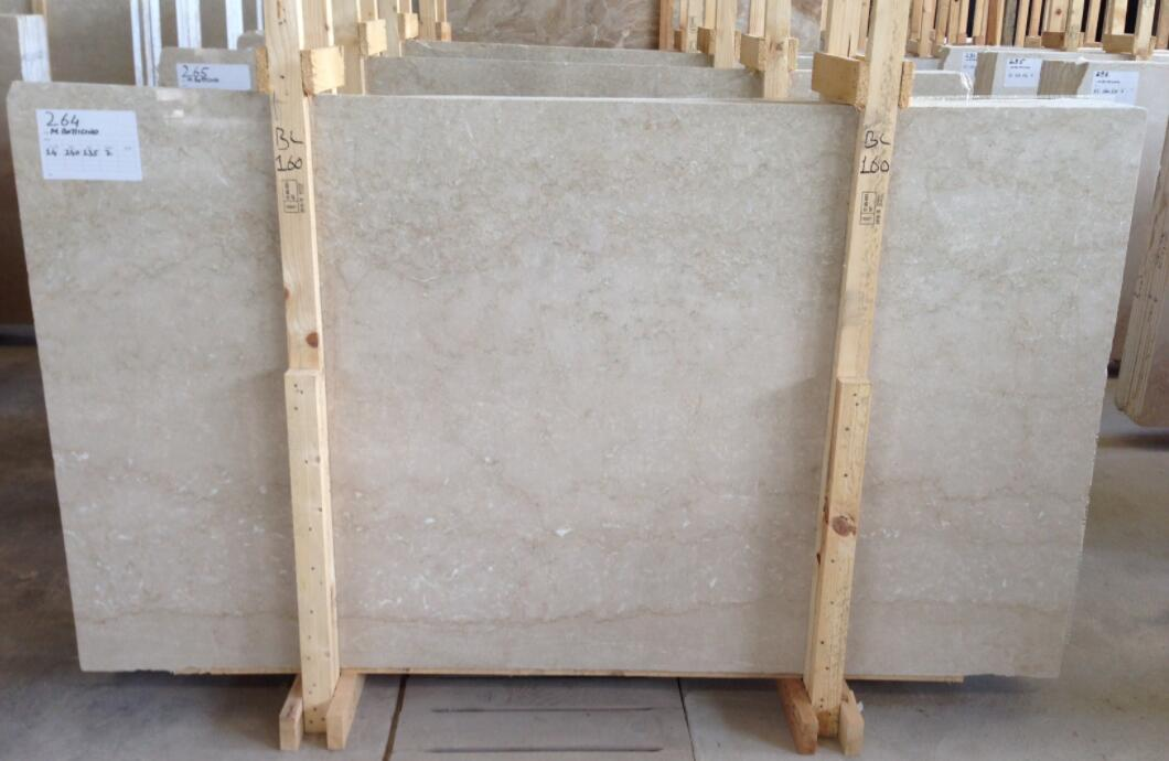 Botticino Semiclassico Slabs Polished Beige Marble Slabs