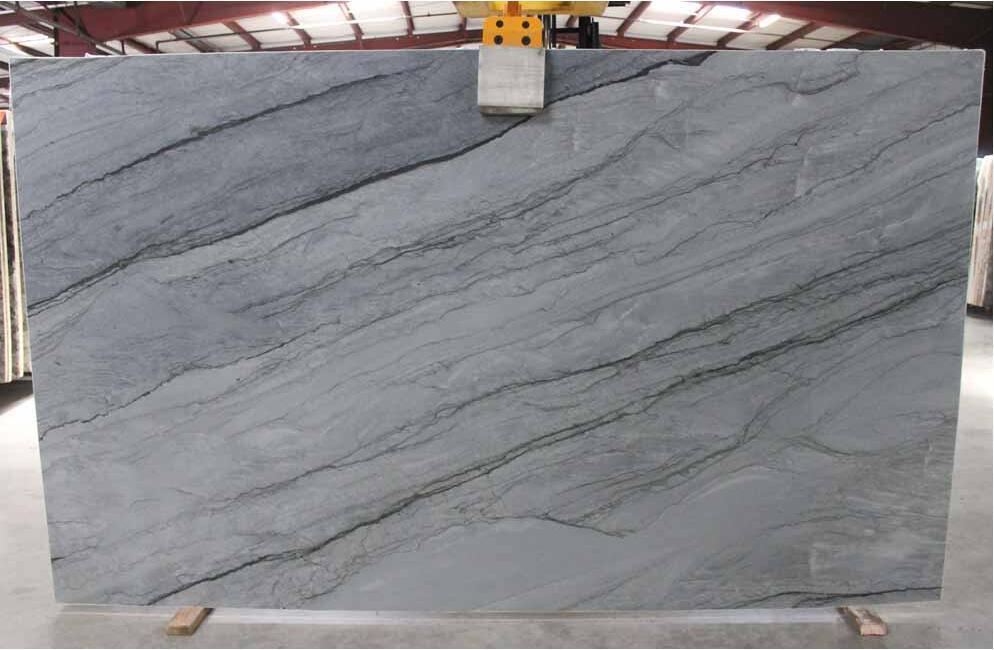 Brazil Allure Quartzite Stone Slabs Blue Quartzite Stone Slabs