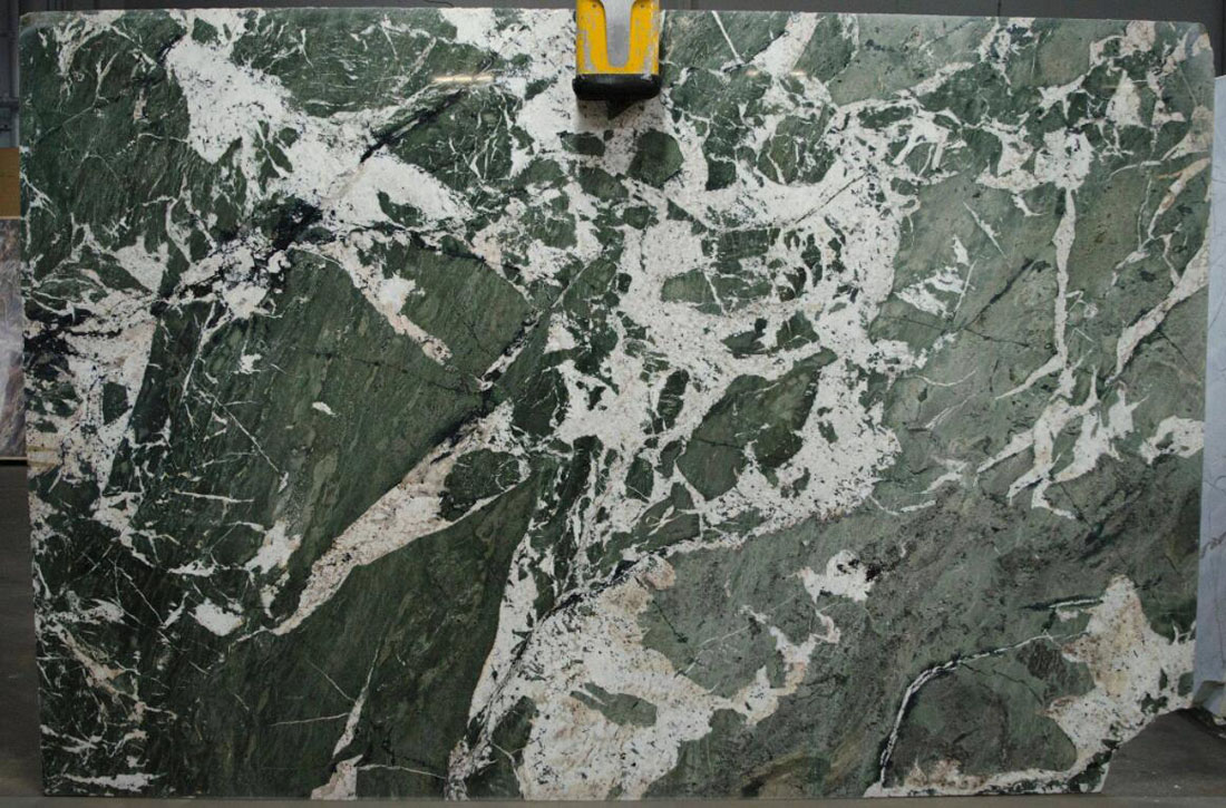 Brazil Ella Green Quartzite Slabs