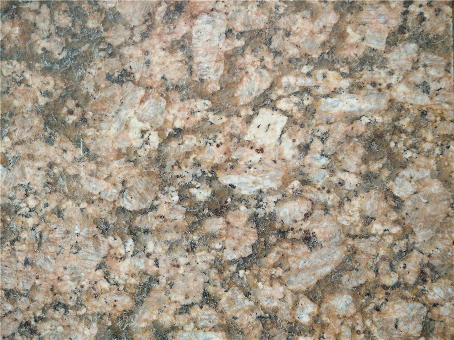 Brazil Golden Grain Granite Color