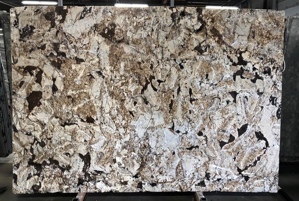 Brazil Picasso Granite Slabs Polished Beige Granite Stone Slabs