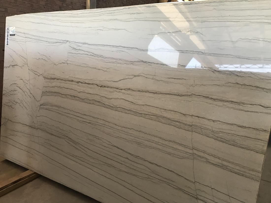 Brazil White Macaubas Quartzite
