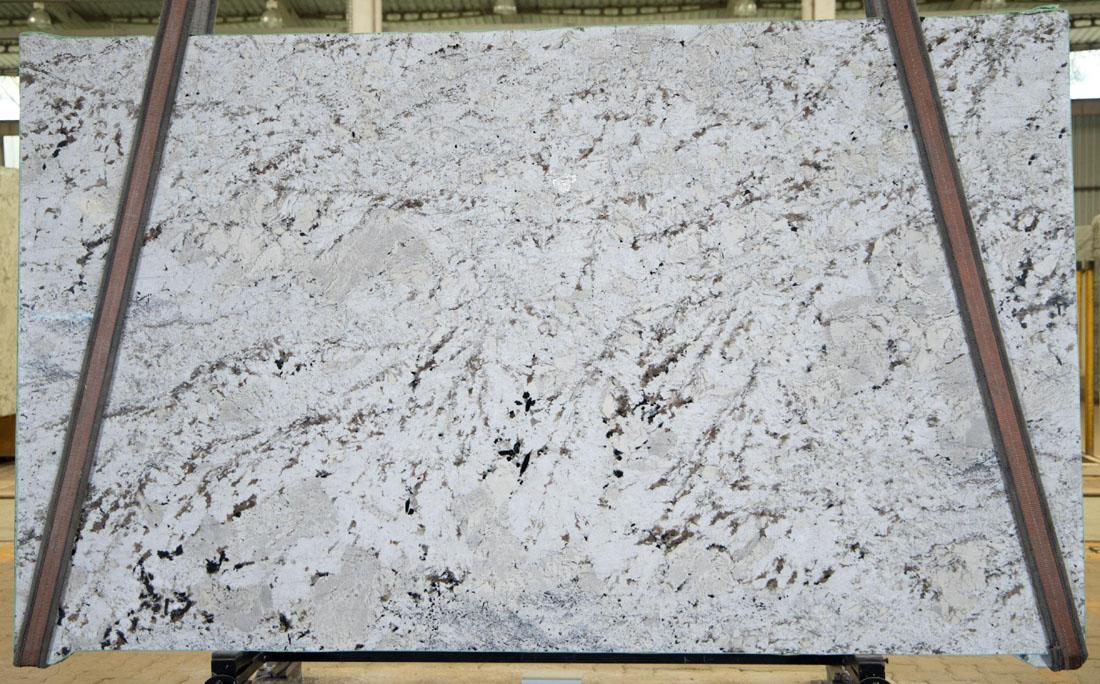 Brazil Zurich White Granite Slabs White Granite Stone Slabs