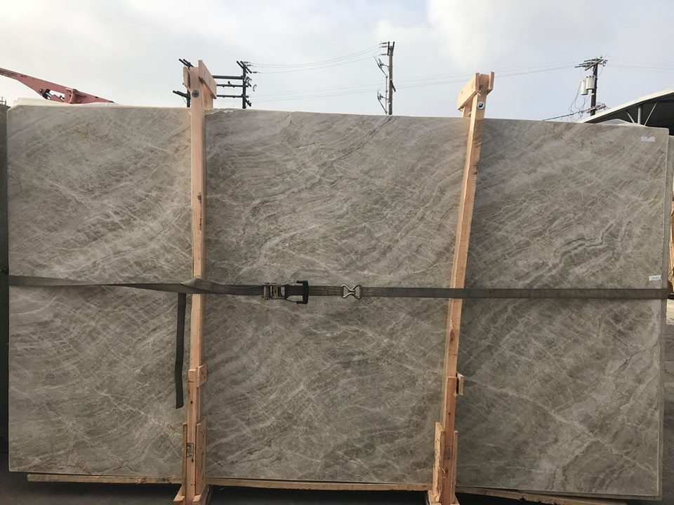 Brazilian Madre Perla Quartzite Polished Slabs