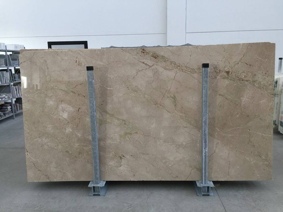 Breccia Aurora Brown Marble Slabs from Italy