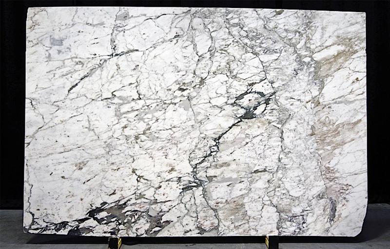 Breccia Capraia White Marble Slabs Italian White Stone Slabs