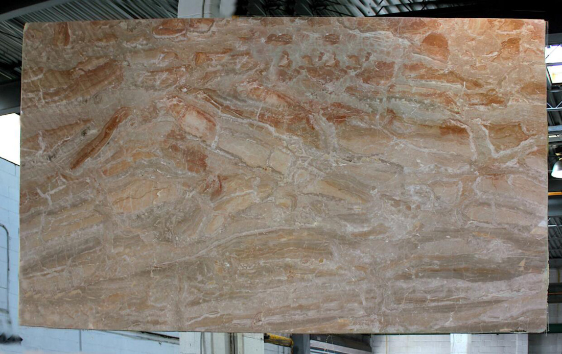 Breccia Oniciata Pink Marble Slabs Italian Pink Polished Marble Slabs