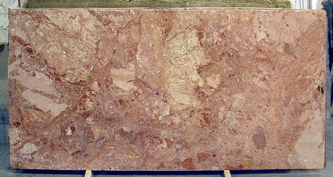 Breccia Pernice Marble Slabs Italian Pink Marble Slabs