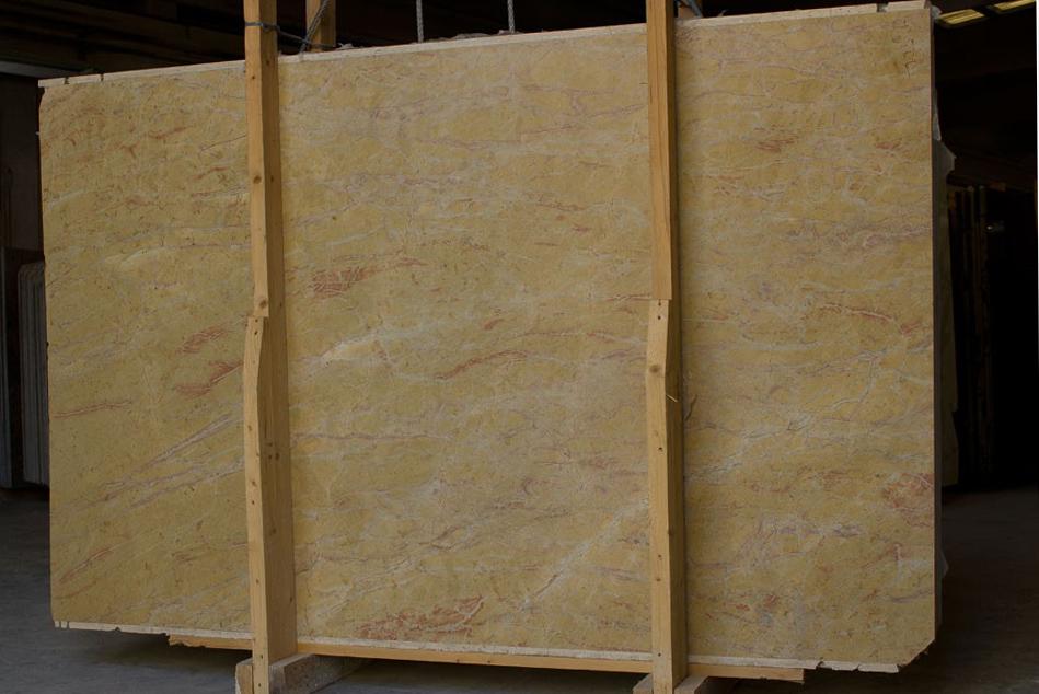 Breccia Sinai Limestone Slabs Egyptian Yellow Limestone Slabs