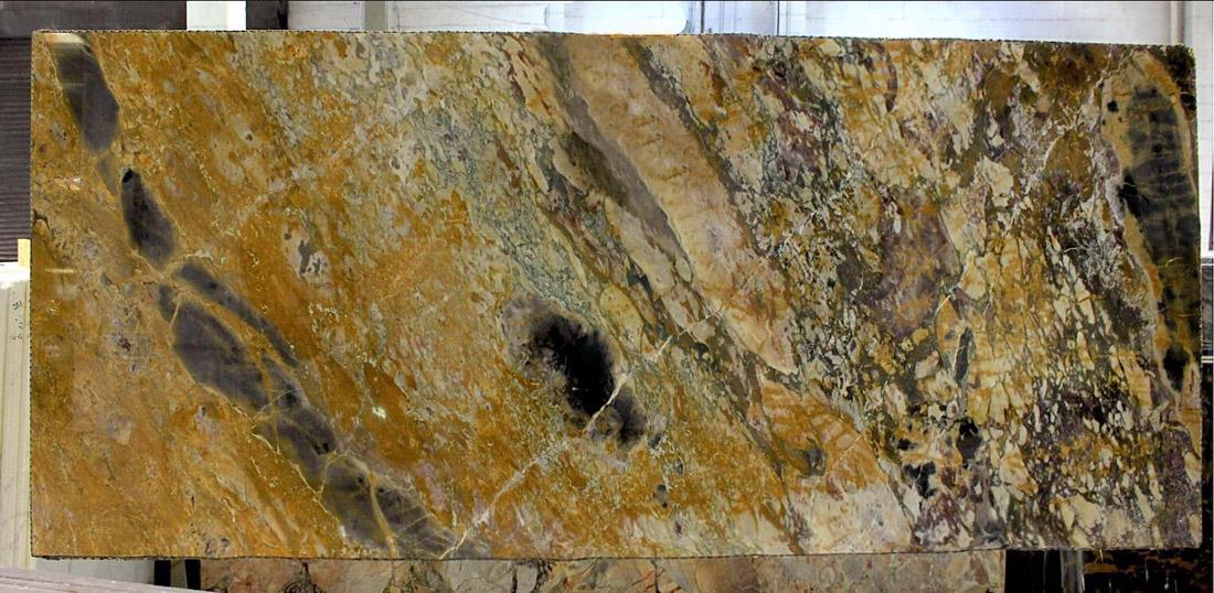 Breccia de Vendome Marble Slabs France Yellow Marble Slabs