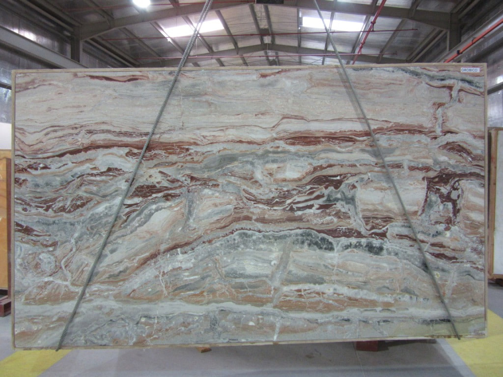 Brescia Orobico Marble Slabs Italian Marble Slabs for Walls