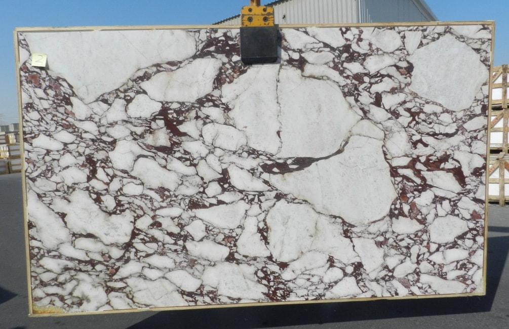 Brescia Violeta Marble Slabs Italian Premium Marble Stone Slabs