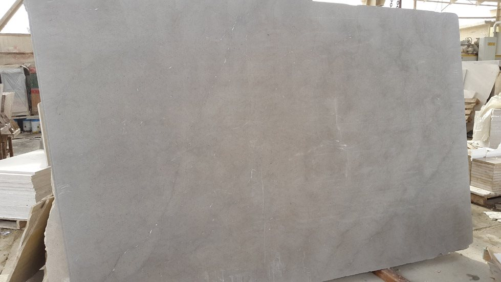 Bronze Light Gray Marble Slabs