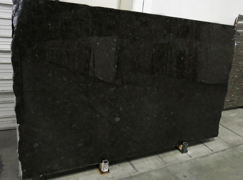 Brown Antique Polished Granite Stone Slabs with Competitive Price