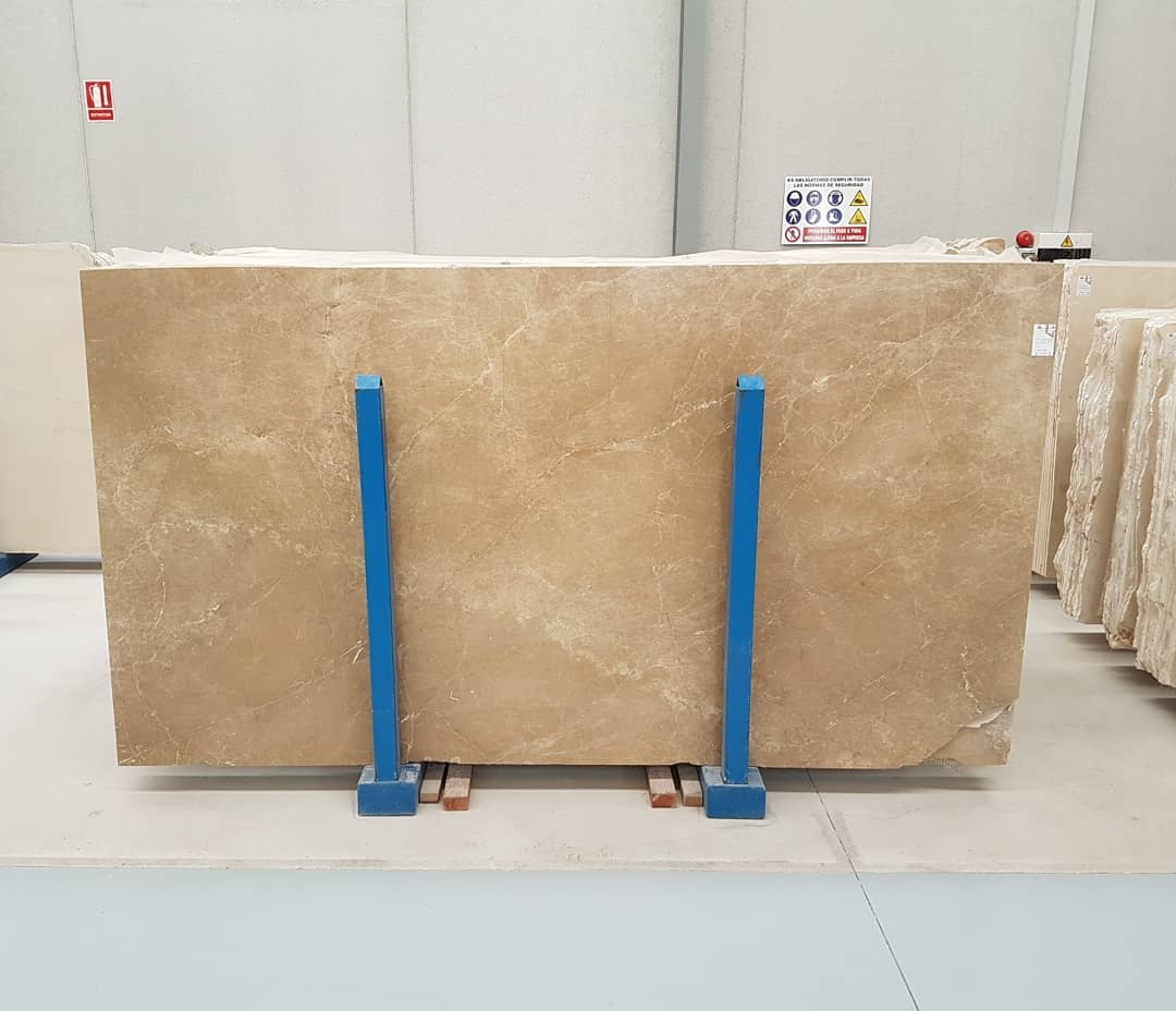 Brown Marble Slabs Light Emperador Slabs